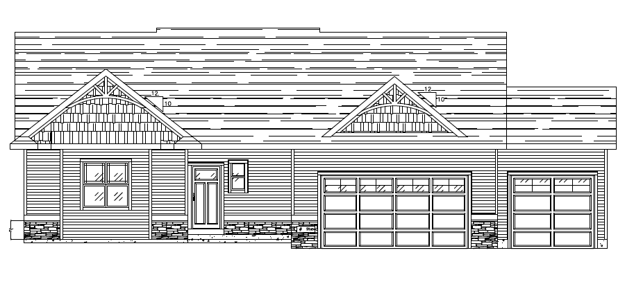 New Construction Cottage Grove